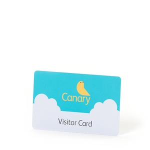 Canary Care Visitor Card
